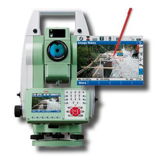 Leica TS15I Imaging Robotic Total Station Package